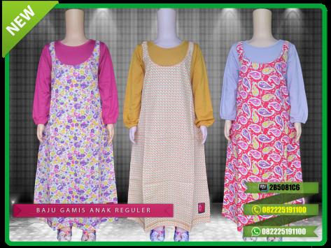 Model Baju Gamis Baju Gamis Anak Terbaru